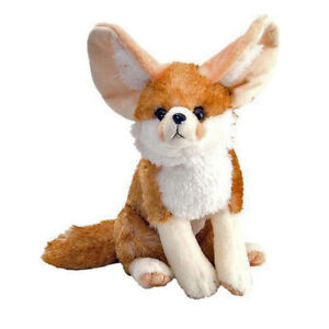 Fennec Fox soft plush toy by Wild Republic Cuddlekins NEW