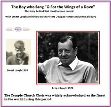 """Ernest Lough - """"The Boy Who Sang """"O For the Wings of a Dove"""" - Documentary"""