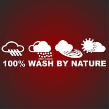 1x Aufkleber Sticker Hand wash only JDM OEM Dub Auto Style Hand Wash bei Nature