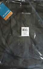 COLUMBIA SILVER RIDGE Men's Convertible Cargo Pants to Shorts 52 X 34 Charcoal
