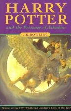 Harry Potter and the Prisoner of Azkaban (Book 3) Paperback By J. K. Rowling