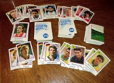 LOT 100 different stickers FIFA WORLD CUP 1994 USA 94 EUROFLASH BROCA