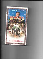 Jumanji (VHS, 1996, Closed Captioned)