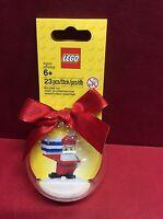 LEGO Christmas Ornament Santa Claus 850850
