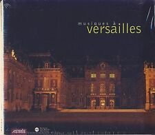 Brossard, Marais, Couperin, Charpentier: Musiques a Versailles (Naive) New