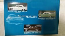 Free Shipping!!! Brand New Trax 1:43 Holden '66 HR Series 3 Car Set