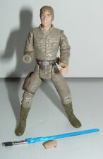 """Star Wars Luke Skywalker 2007 30th Anniversary Collection TAC 3-3/4"""" Scale"""
