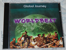 WORLDBEAT - Global Journey- music compilation, CD