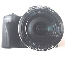 Canon PowerShot SX500 IS Image Stabalization Charger, Case, & SD Card