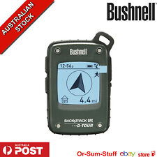 Bushnell Backtrack D-Tour Personal GPS (Green)