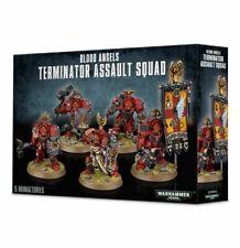 Terminator Assault  00002088 Squad - Blood Angels Sun City Games!