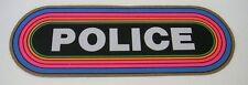 Klos Rainbow Decal/Sticker - Police - Original