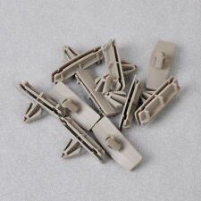 20 pcs Grey Fender Flare Arrow Head Moulding Clips For Jeep Liberty Wrangler