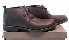 TIMBERLAND Men's Earthkeeper's City Lite Chukka Leather Black Shoe Size US 10 W