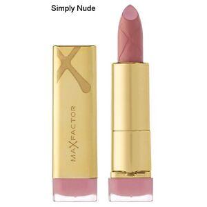1 Max Factor Colour Elixir Lipstick #725 Simply Nude ~ 1