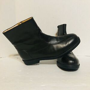 Ambassador Mens Vintage Boots Size 10.5 D Leather Brown P94