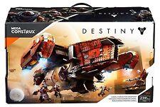 Mega Bloks Construx Destiny Cabal Harvester Dropship Signature Series set Action