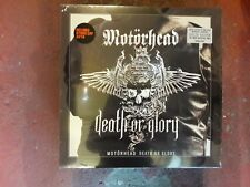 Motörhead ‎- Death Or Glory - RSD 2018 - Silver - Vinyl - NEW/SEALED