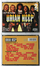 URIAH HEEP Lady In Black .. Double Collection Castle DO-CD