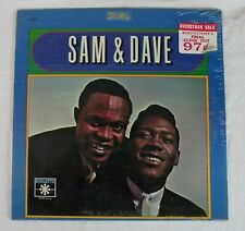 Sam & Dave, Self Titled, Vinyl LP, Rouletee, Sealed Record