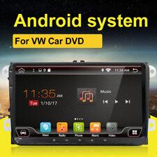 "AUTORADIO 9"" Doppel 2DIN+3G+WIFI+GPS+Quad Core+HD CAR+AUX+USB+SD+RDS For VW Pol"