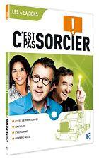 """DVD """"C est Pas Sorcier ;les 4 saisons"""""""