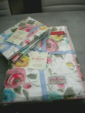"""CATH KIDSTON PAINTERLY ROSE DUVET SET WITH """" MATCHING P/CASES 100%COTTON"""