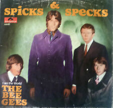 "7"" 1965 RARE IN VG+++! THE BEE GEES : Spicks And Specks"