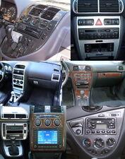 Passend für BMW 3 E-46 Bj. 1998 - 2004  Innenraum Dekorsatz, Cockpit-Dekor E46