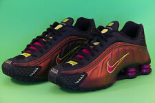 NEW Nike Shox R4 SE SU19 AV5046-001 Men's US Size 9 Shoes Trainers Sneakers