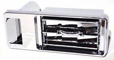 A/C heater vent passengers side chrome plastic wheel center for Kenworth 1982-01