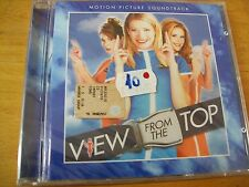 VIEW FROM THE TOP  O.S.T. CD SIGILLATO LEANN RIMES KACI SIXPENCE NONE THE RICHER