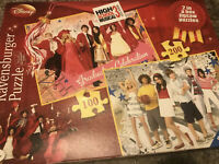 Ravensburger DISNEY High School Musical jigsaw puzzle 2 in a box