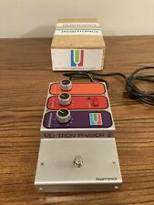 Vintage 1970's Mutron Phase II 2 with Original Box And Instructions Phaser