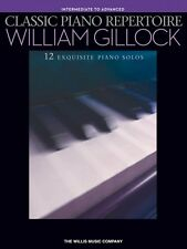 Classic Piano Repertoire William Gillock National Federation of Music 000416912