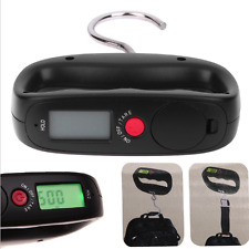 50kg/10g LCD Digital Electronic Hand Held Hook Belt Luggage Hanging Scale