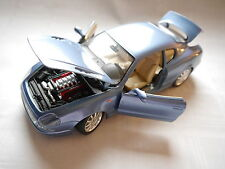 Maserati 3200 GT Coupe (1998) in blau bleu blu blue metallic, Bburago in 1:18!