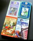 Tim Myers Mystery Books Lot 4 Soapmaking Lighthouse Inn Candlemaking Cozy