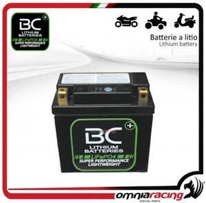 BC Battery - Batteria moto al litio per Cagiva MITO 125 1989>1991