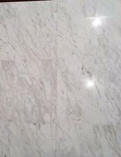 Volakas White Marble - Polished 24 x 24 x 3/4 - from Greece 192 S/F - $8.49