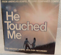 1978- He Touched Me - The Greatest Gospel Hits Ever Recorded-2 × Vinyl, LP, Comp