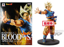 Dragonball Z ~ SUPER SAIYAN GOKU (GOLD HAIR SPECIAL) STATUE ~ Blood of Saiyans