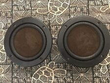 "Phase Tech 5-1/2"" Midranges From PC800 HO Speakers - Pair"