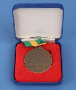 Australia: 1999 Hall of Honour Sir Arthur George Australia Soccer Medal 50mm