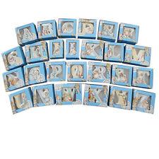 Beatrix Potter Peter Rabbit & Friends Ceramic Letters Alphabet Boxed Gift