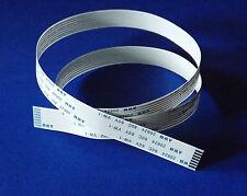 FFC A 7Pin 1.25Pitch 50cm Flachbandkabel Kabel Flat Flex Cable Ribbon AWM 30cm