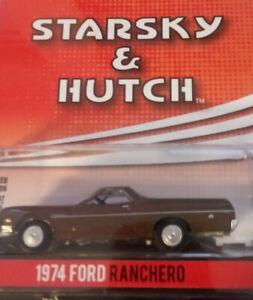 Greenlight Starsky & Hutch 1974 Ford Ranchero 1/64