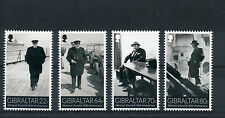Gibraltar 2015 MNH Winston Churchill 50th Anniv 4v Set WWII WW2 Military Stamps
