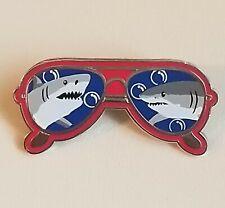 Sea World Pin Shark Sun Glasses Seaworld