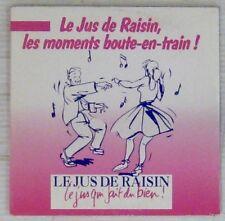 Le Jus de Raisin CDs Publicitaire 1995